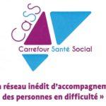 Partenariat avec le Carrefour Santé Social (CaSS)